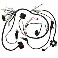 150CC GY6 WIRE HARNESS WIRING CDI ASSEMBLY CHINESE ATV QUAD BUGGY