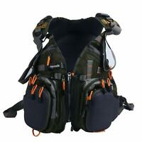 Fly Fishing Backpack Mesh Fishing Vest Pack, Fly Fishing Vest and Backpack Combo