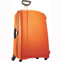Samsonite F#x27;Lite GT 31quot; Spinner Zipperless Suitcase Orange