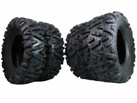 New MASSFX KT Claw 26quot; ATV Tires 26x9 12 Front 26x11 12 Rear Set 2003 2014 Bear