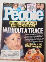 People Magazine 2 Years Old Without A Trace July 11 2016 022917NONRH