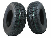 New SUZUKI LT 250R QuadRacer 1985-1992 MASSFX Sports Tires 21x7-10 2 set