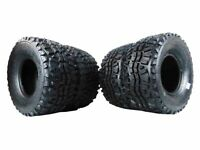 New MASSFX 4 set ATV Tires for Kawasaki Mule 3010 2001-2008 6 Ply 23x11-10 OEM