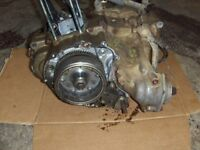 86 HONDA TRX 250 FOURTRAX ATV BOTTOM END ( ENGINE )
