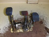 SUZUKI 300 KING QUAD ATV HI LO TOP SHIFTER ASM.   E617