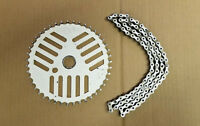 Nos GT bmx old school sprocket  chainring 42t