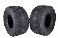MASSFX Grinder 22x10-9 Dual Compound 6-PLY Rear ATV Tire 2-Pack