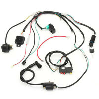 50cc-125CC Wire Harness Stator Assembly Wiring Harness For Chinese ATV Quad Kit
