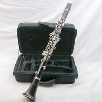 Buffet Crampon R13 Professional Wood Clarinet, Great Player-New Pads