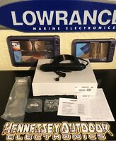 Lowrance LSS-2 StructureScan HD Transducer For HDS And Simrad SideScan DownScan