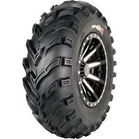 2 GBC Dirt Devil A/T 25x8-12 25x8x12 6 Ply AT All Terrain ATV UTV Tires