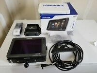 Lowrance HDS 12 Carbon, 3d Structure Scan Bundle  Free Ground Shipping!
