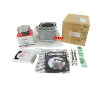 16-17 Yamaha Grizzly 700 Kodiak 700 cylinder jug piston top end gaskets kit
