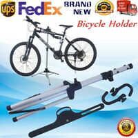 Bike Bicycle Maintenance Mechanic Repair Tool Rack Work Stand Holder USA STOCK