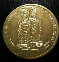 1915MCMXV COCA-COLA BOTTLING CO ANNUAL CONVENTION FIFTY DOLLARS TOKEN!BB795USCX2