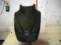 SUZUKI 250 OZARK ATV OEM CENTER COVER   CJ3