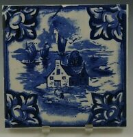 DELFT STYLE CERAMIC WALL TILE 4.1/4
