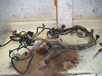 SUZUKI 700 KING QUAD ATV OEM WIRING HARNESS   CJ2