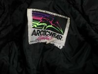 Vintage Articwear By Artic Cat  Jacket Men's Large/Tall Jacket Black/green