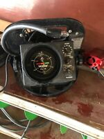 vexilar fl 8 upgraded transducer and battery works great