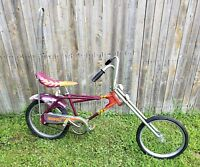 Vintage Murray Fire Cat Banana Seat Bicycle