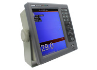 ONWA KES-700: Echo Sounder with Memory Storage and Recall of Depth data