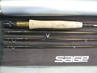 Sage RPL 590-4 Fly Rod -- Graphite III 4 Piece Fly Rod -- 9 FT 5 WT Line