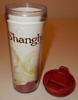 Starbucks Shanghai China Travel CUP Tumbler 2004 Product 12 oz USED