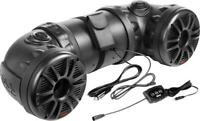 Boss Audio Off-Road Amplified Tube Speaker System w/ Bluetooth