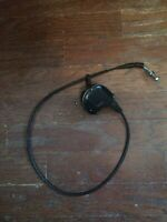 Suzuki LT-Z400 09-10 ATV Thumb Throttle Lever and Cable