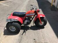 1981 HONDA 185S NICE ORIGINAL CONDITION 1 OWNER WITH BILL OF SALE RECONDITIONED!