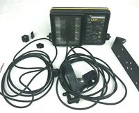 Humminbird LCR 4000 D Fish depth finder, Transducer, mounting bracket Cables