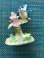 CROWN STAFFORDSHIRE J.T. JONES TOMTIT #5 FINE BONE CHINA FIGURINE No Box EUC