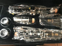 2019 new YAMAHA YCL 250 clarinet with in Beautiful box Free shipping