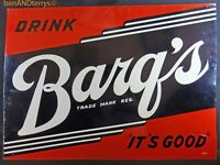 Drink Barq's