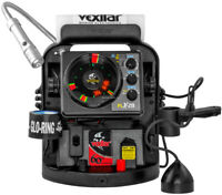 NEW Vexilar FLX-28 60th Anniversary Pack ProView Ice-Ducer Combo UP28A