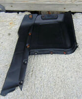 1995 Suzuki Quadrunner 250 4x4 ATV Rear Fender Front Left Mud Guard Flap