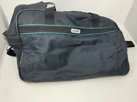Escort Outdoors Travel Duffel Boarding Bag Carry On Tote Luggage Black Duffle