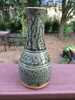 Hard to Find A.G. Meaders Georgia Folk Art Pottery 7.5