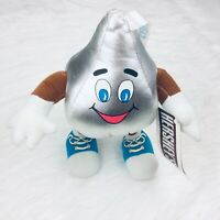 New Official Hershey's Kiss Horsman Poseable Characters Plush Toy 1998, RARE