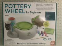 NEW Pottery Wheel for Beginners