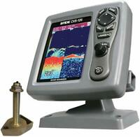Sitex Cvs-126 Sounder With 600 Kw Th Transducer CVS-1266TH1