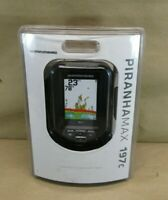 Humminbird PiranhaMax 197C Color Fish Finder (Grey) 409670-1