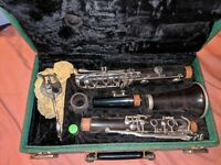 NORMANDY 7 CLARINET WITH CASE