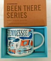 Starbucks Tennessee Mug Been There Coffee Cup Across the Globe Collection