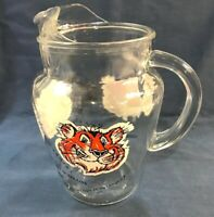 """VTG 1960's Esso Glass """"Put A Tiger In Your Tank""""Exxon Gas Promo Multi Languages"""