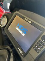 2 Lowrance HDS-9 G3 Fishfinder With 1 LSS2 Trans. Will Trade For HB Solix G2.