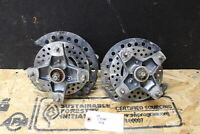 03-06 Suzuki Quadsport Z400 Front Wheel Right Left Hubs Hub Set