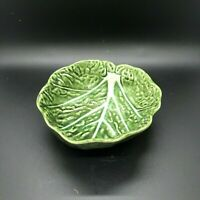 Olfaire Majolica Cabbage Bowl 6