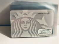 50x Starbucks GHOST SIREN SPECIAL ED. Gift Card Lot (6107) 2014 - BULK DISCOUNTS